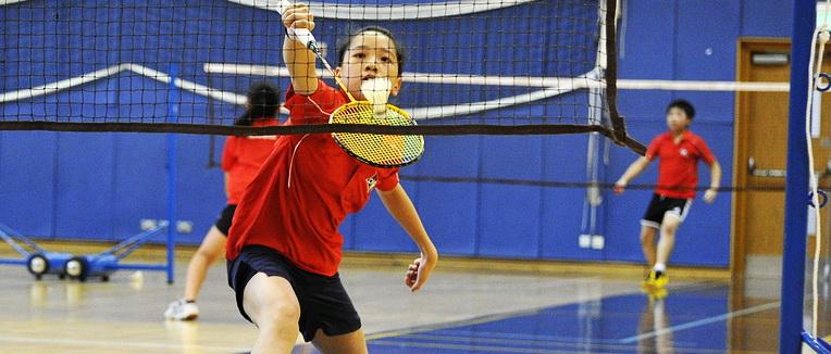 GMF Sports Academy Badminton programs