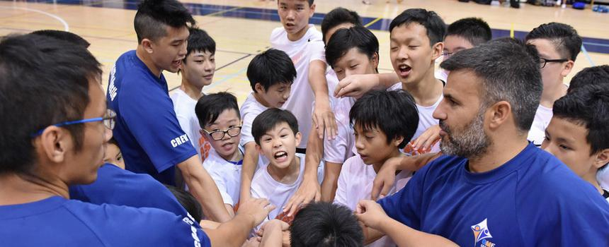 NIKE Basketball Camp 2015 Hong Kong