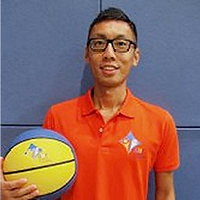 GMF Sports Academy BASKETBALL Coaches - LEE Ho Fung / COACH