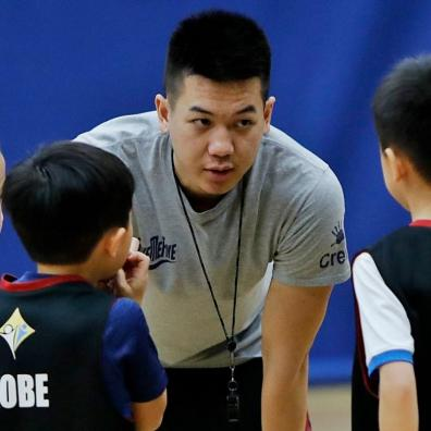 GMF Sports Academy BASKETBALL Coaches - Thomas LI / COACH DIRECTOR (SEEDLING)