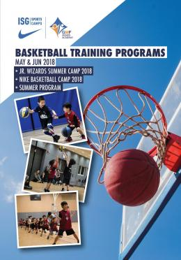 GMF Sports Program 2018, May - June 2018 (Season3)