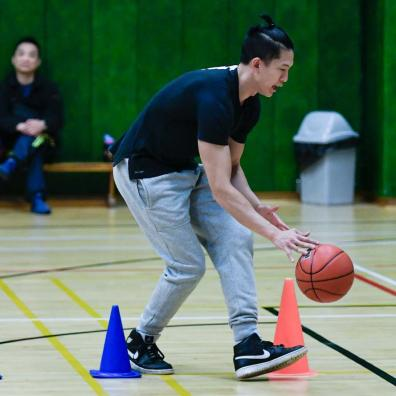 GMF Sports Academy BASKETBALL Coaches - Sammy LI / COACH