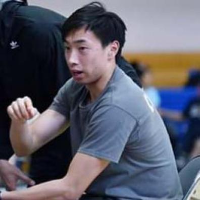 GMF Sports Academy BASKETBALL Coaches - William YU / COACH
