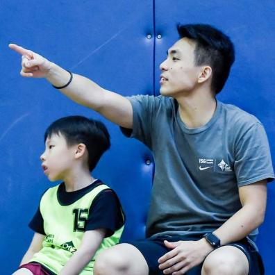 GMF Sports Academy BASKETBALL Coaches - Andy LAU / COACH