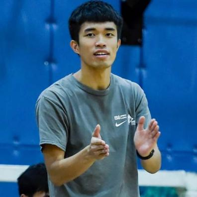 GMF Sports Academy BASKETBALL Coaches - Derrick CHEUNG / COACH