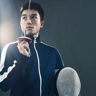 GMF Sports Academy FENCING Coaches - 柯俊而 / 教練