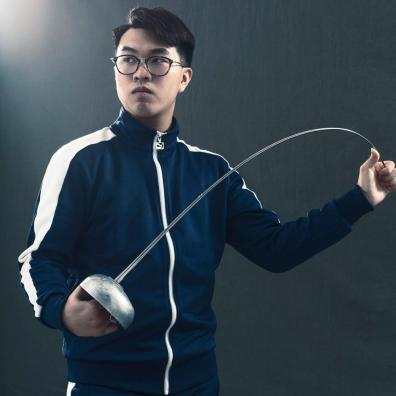 GMF Sports Academy FENCING Coaches - 鄧匡堯 / 教練