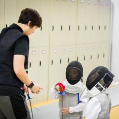 Nike Fencing Camps 銅章證書課程 photo 1