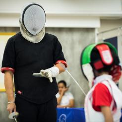 Nike Fencing Camps 銅章證書課程 photo 3
