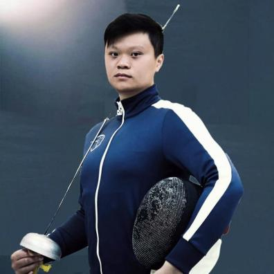 GMF Sports Academy FENCING Coaches - 李啟源 / 教練
